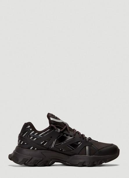 Reebok DMX Trail Shadow Sneakers in Black size US - 10