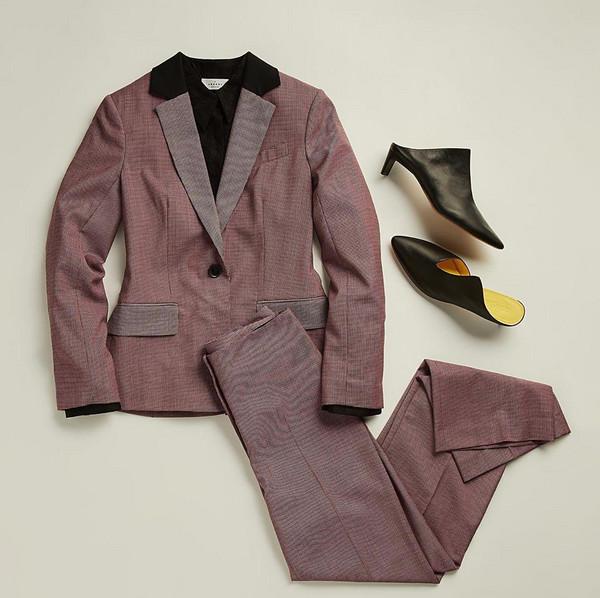 jacket top pants