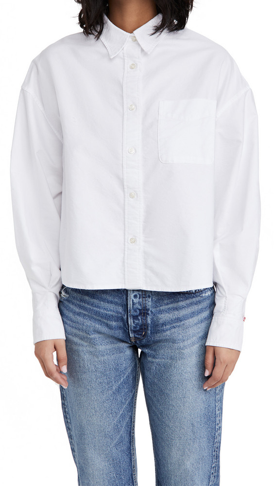 Denimist Mayfield Shirt in white