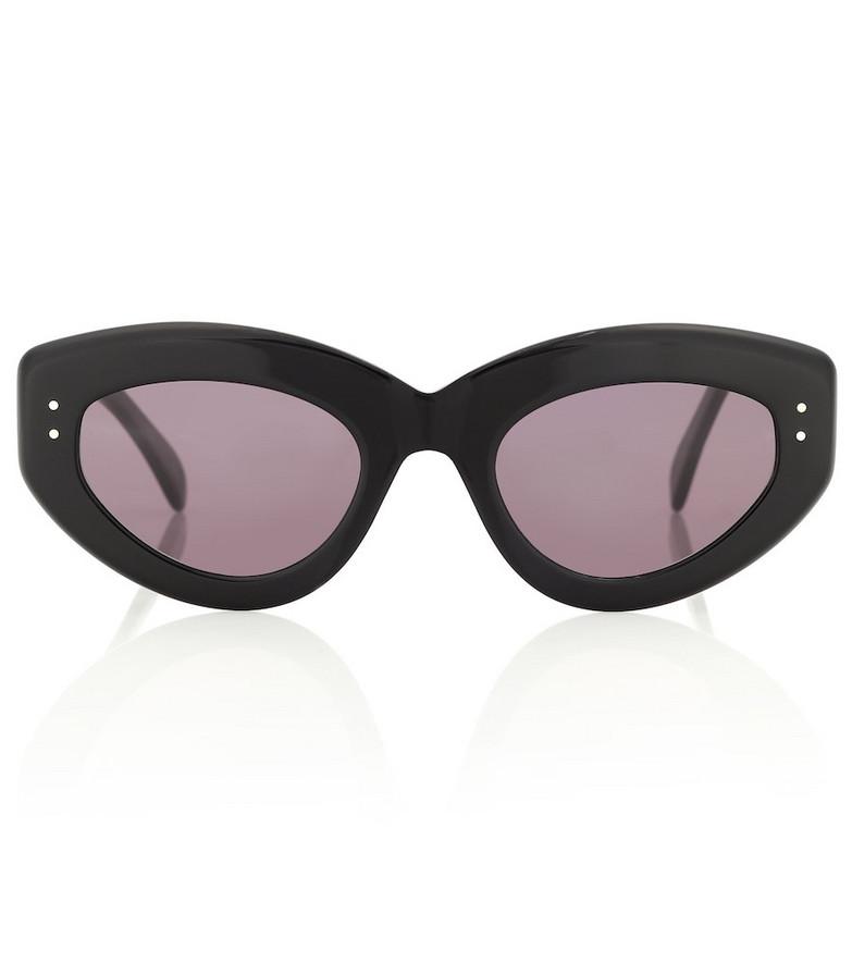 Alaïa Cat-eye sunglasses in black