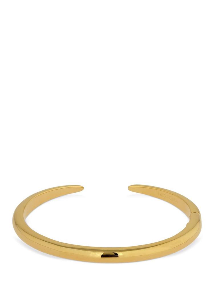 MISSOMA Claw Clove Cuff Bracelet in gold