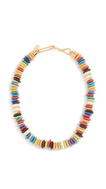 Lizzie Fortunato Laguna Necklace In Rainbow in multi