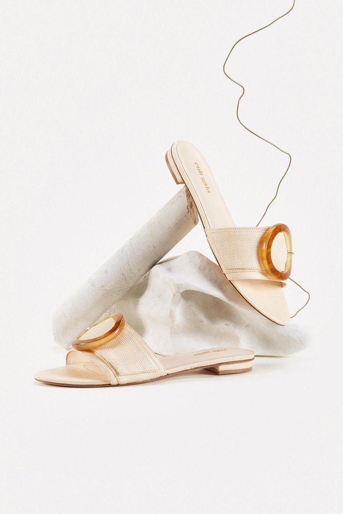 Lani Sandal - Natural