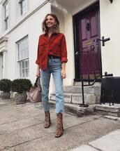 shoes,ankle boots,snake print,heel boots,topshop,cropped jeans,high waisted jeans,straight jeans,black belt,shoulder bag