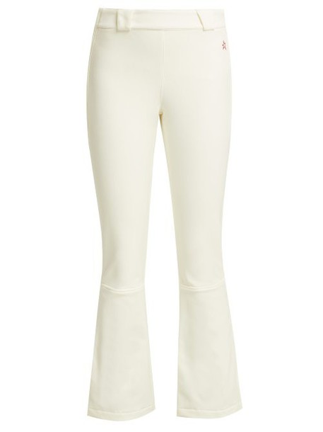 Perfect Moment - Ancelle Ski Trousers - Womens - White
