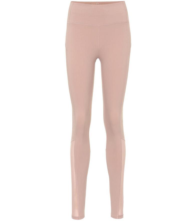 Varley Harter leggings in pink