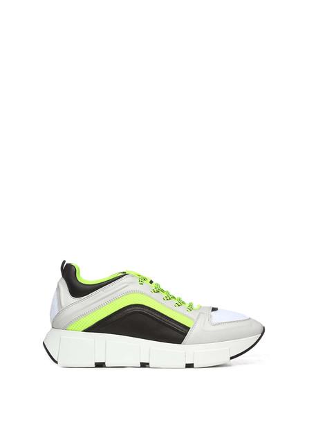Vic Matié Vic Matié Vic Matié Running Sneakers in nero / bianco