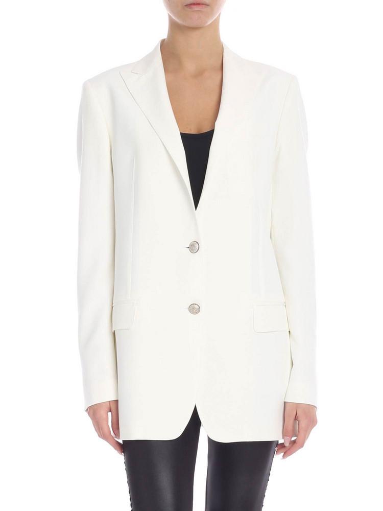 Tagliatore - Bertha Jacket in white