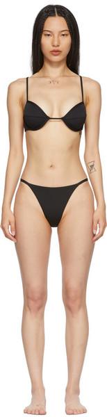 SIR. SIR. Black Hendry Balconette Bikini