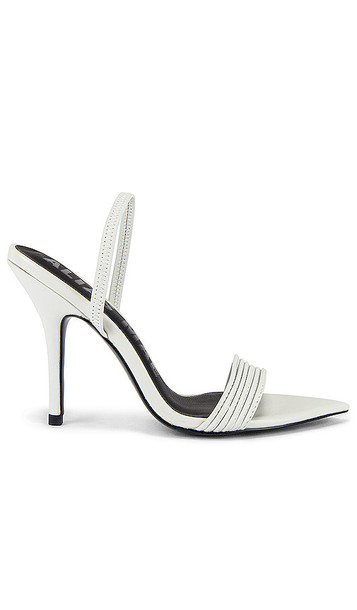 Alias Mae Xanthe Heel in White