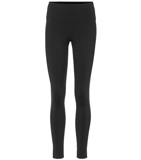 Ernest Leoty Perform leggings in black