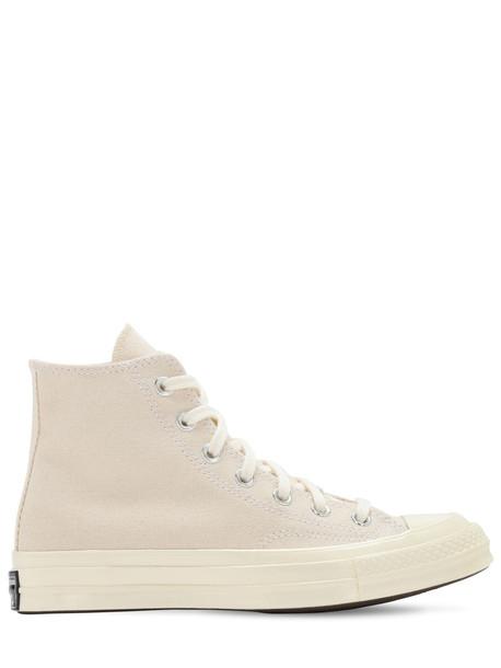 CONVERSE Chuck 70 - Hi Sneakers in natural