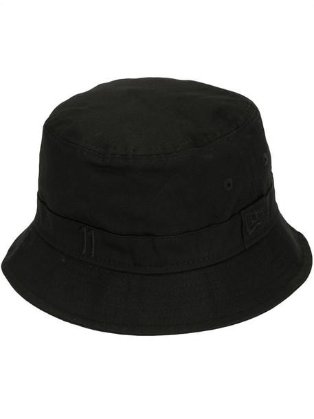 11 By Boris Bidjan Saberi embroidered-logo bucket hat in black
