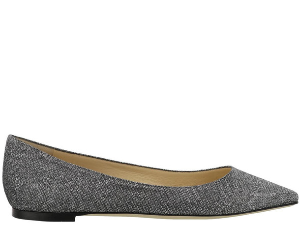 Jimmy Choo Romy Flat in anthracite