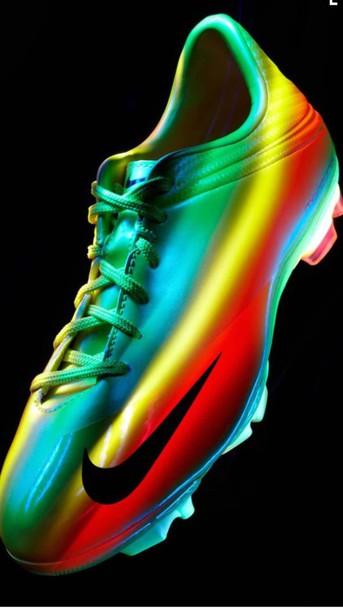 shoes rainbow