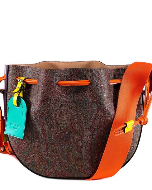 Etro Shoulder Bag in brown