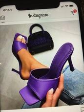 shoes,purple