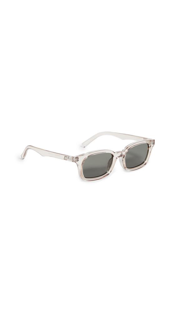 Le Specs Carmito Sunglasses in stone