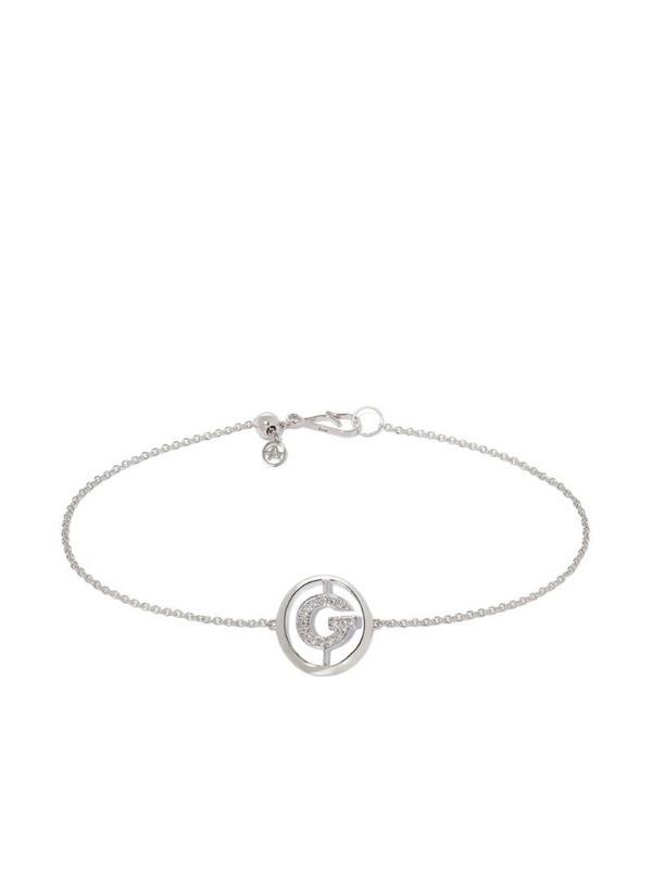 Annoushka Initial G bracelet in silver
