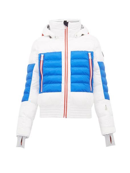 Toni Sailer - Muriel Padded Ski Jacket - Womens - White Multi