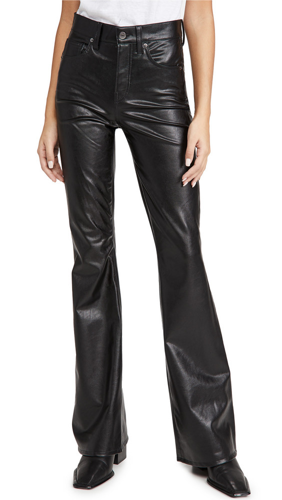 Veronica Beard Jean Beverly High Rise Pants in black