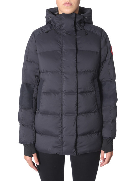 Canada Goose Alliston Down Jacket in nero