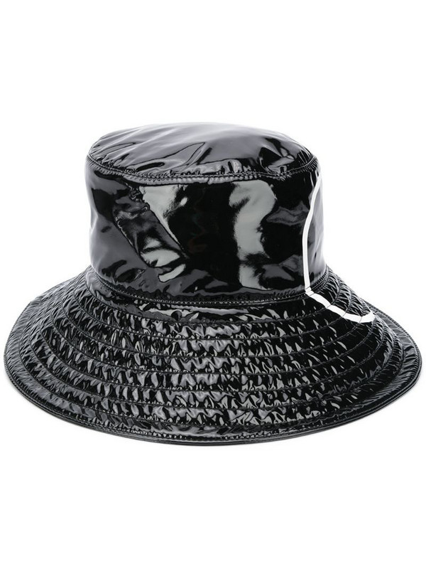 Valentino VLOGO bucket hat in black
