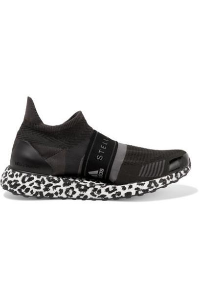 adidas by Stella McCartney - Ultraboost X 3ds Primeknit Sneakers - Dark green
