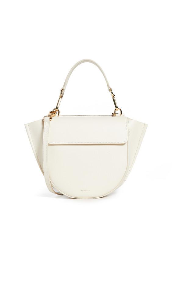 Wandler Hortensia Mini Bag in cream