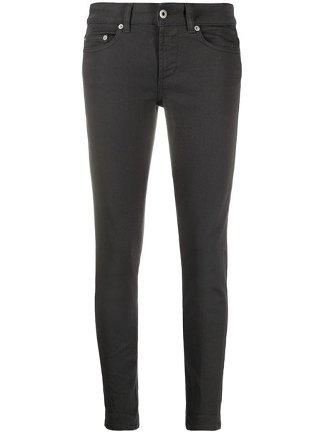Dondup skinny stretch jeans in grey