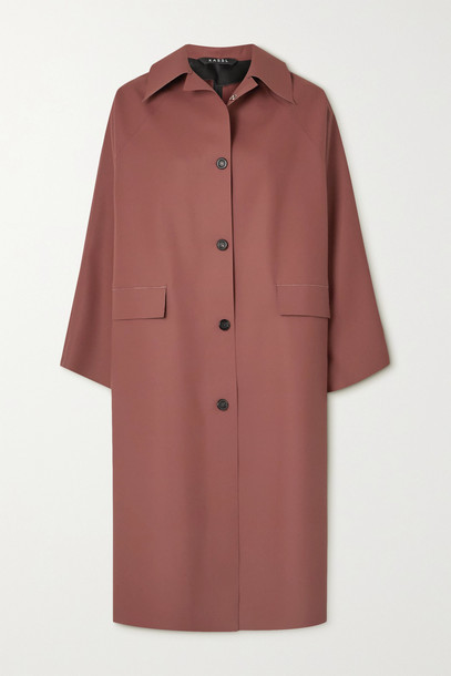 KASSL EDITIONS - Rubber Coat - Red