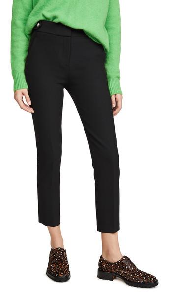 Veronica Beard Gamila Pants in black