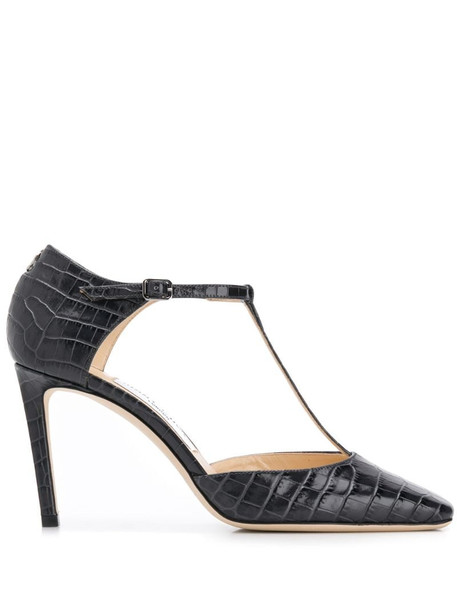 Jimmy Choo Lexica 85 pumps in grey