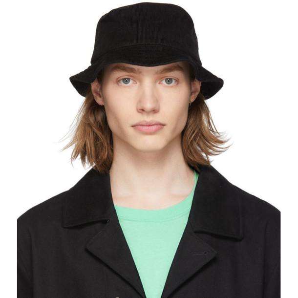 Noah NYC Black Wing God Crush Hat