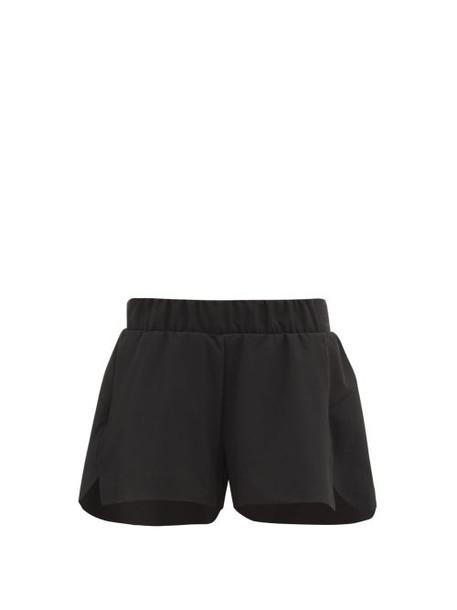 Lndr - Two Tiered Sprint Shorts - Womens - Black