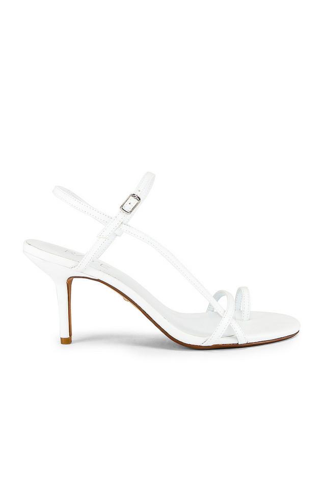 RAYE Riga Heel in white