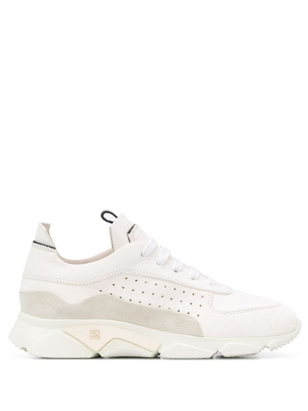 Moma New Castle low-top sneakers in white