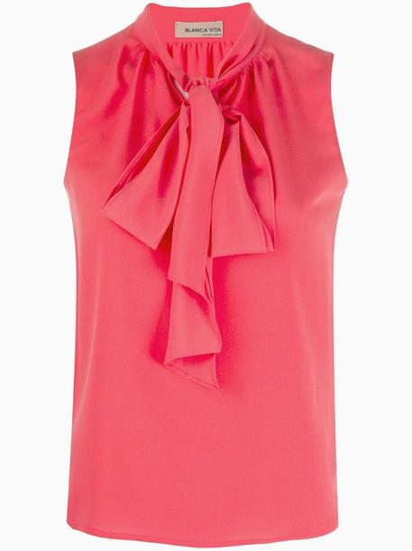 Blanca Vita Candida blouse in pink