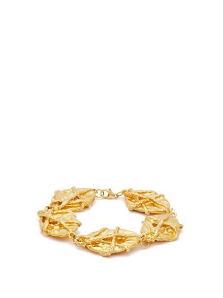 Alighieri - Museum Of Memories Gold Plated Bracelet - Womens - Gold
