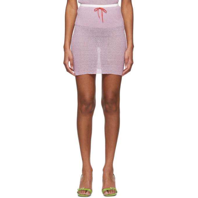 Cormio Purple Valentine Skirt in lilac