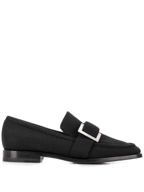 Sergio Rossi Prince loafers in black