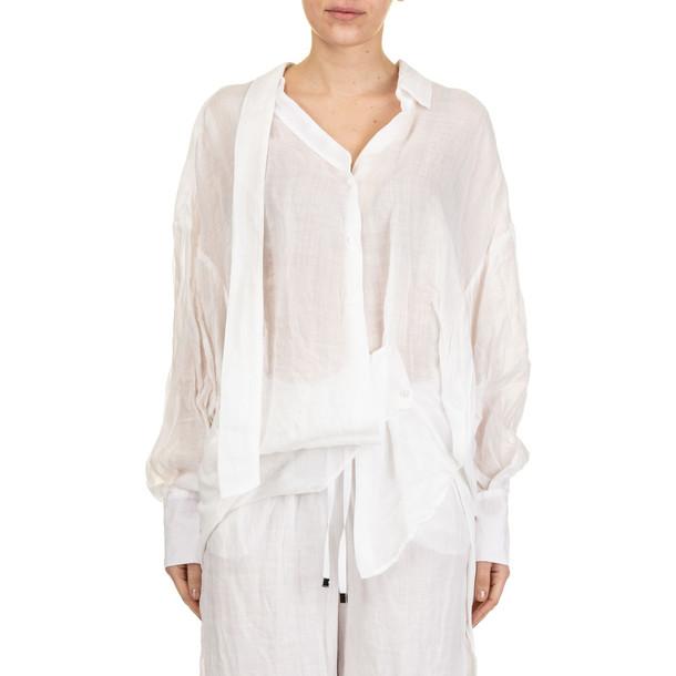 Liviana Conti Shirt in white