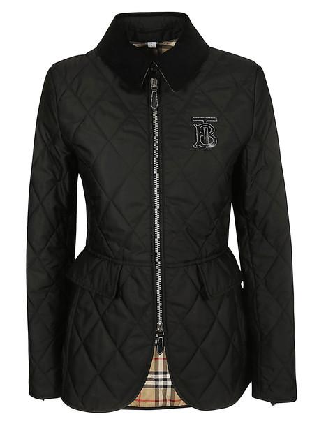 Burberry Ongar Coat in black
