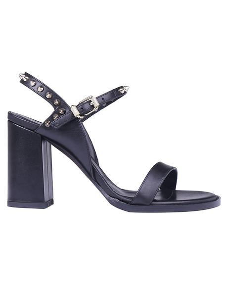 Zadig & Voltaire Vogue Heel Sandals in noir