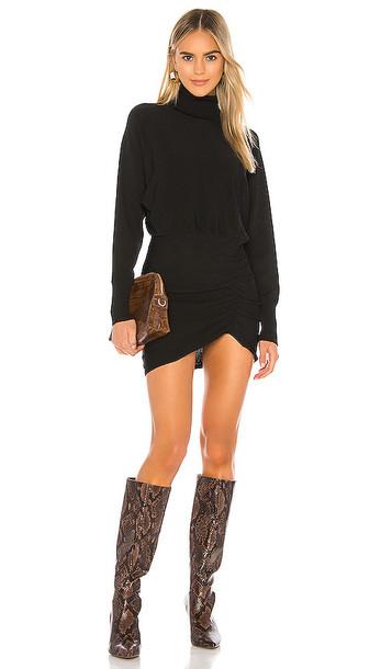Lovers + Friends Lovers + Friends Kiana Sweater Dress in Black