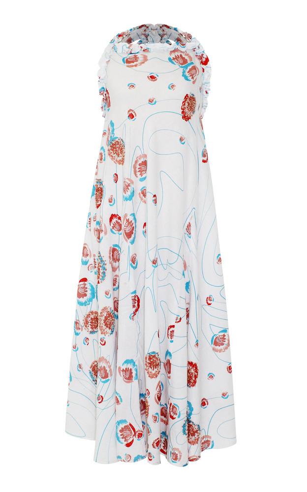 All Things Mochi Locanda Dress in white