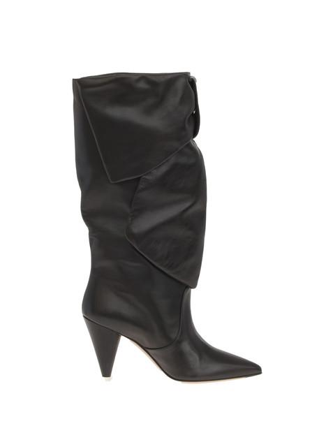 The Attico Boots Attico in black