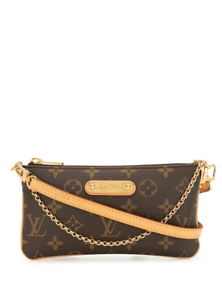 Louis Vuitton 2008 pre-owned Pochette Milla MM 2way bag in brown