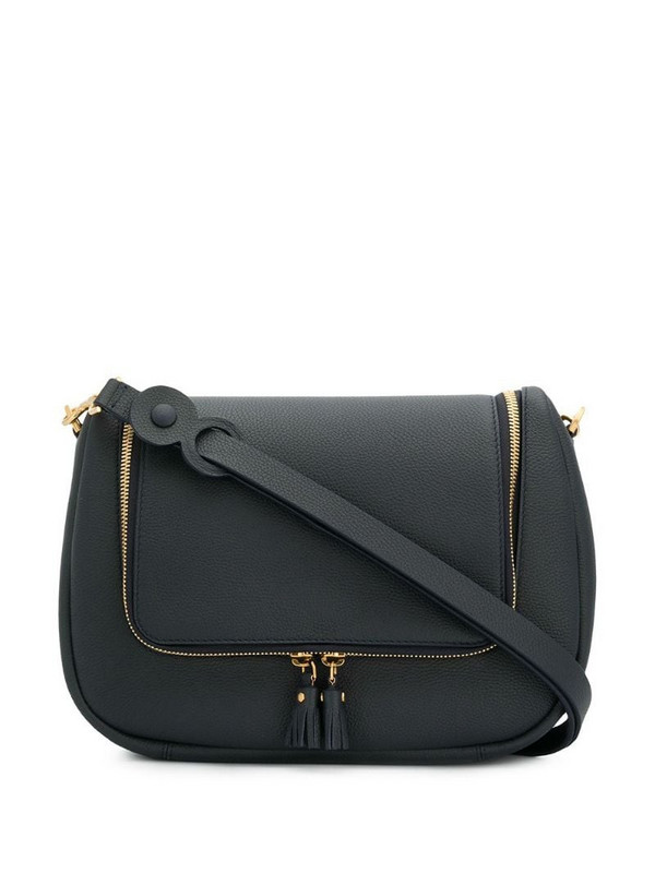 Anya Hindmarch Vere soft satchel in blue