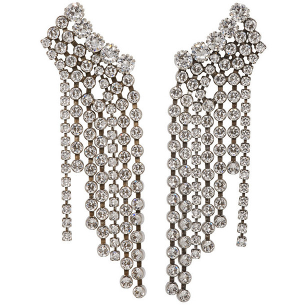 Isabel Marant Silver A Wild Shore Earrings
